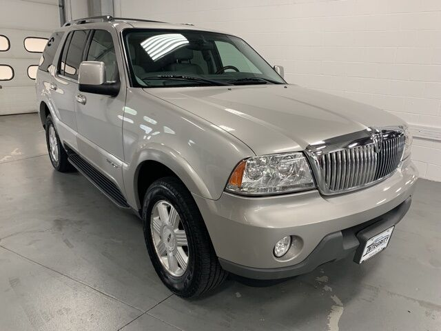 2005 Lincoln Aviator Base
