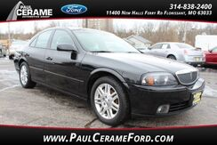 2005_Lincoln_LS_V8_ Saint Louis MO