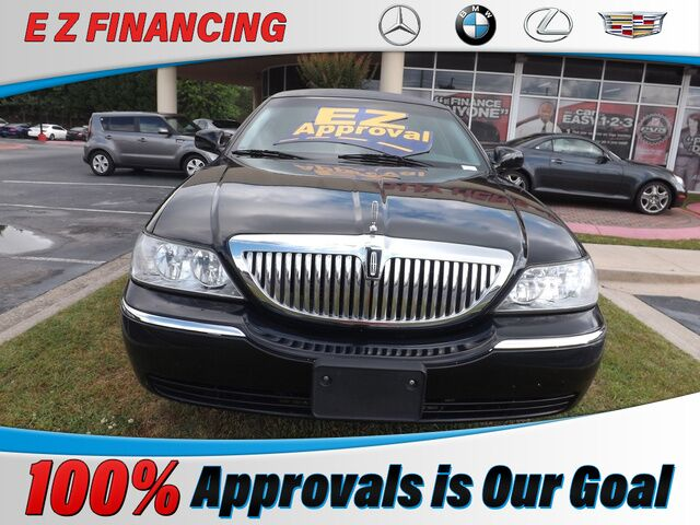 2005 Lincoln Town Car EXECUTIVE W/LIMOUSINE BUI Morrow GA