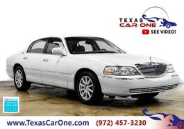 2005_Lincoln_Town Car_SIGNATURE LIMITED AUTOMATIC NAVIGATION SUNROOF LEATHER HEATED SE_ Carrollton TX