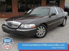 2005_Lincoln_Town Car_Signature_ Brownsville TN