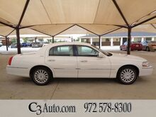 2005_Lincoln_Town Car_Signature_ Plano TX