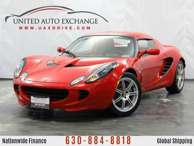 2005 Lotus Elise 1.8L Engine RWD 6-Speed Manual Trans Convertible Coupe **SUPER Addison IL