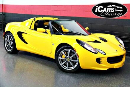2005_Lotus_Elise_2dr Convertible_ Chicago IL