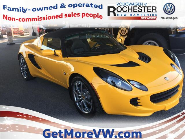 2005 Lotus Elise Base Rochester NH