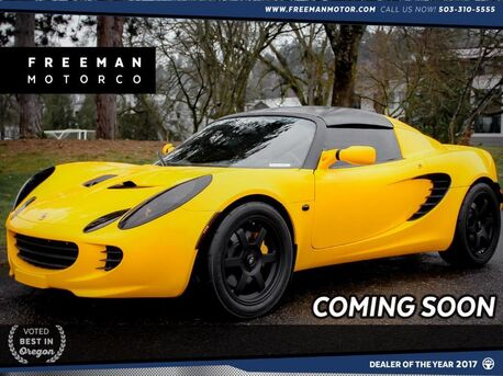 2005_Lotus_Elise Touring Hardtop Only 7k Miles!__ Portland OR