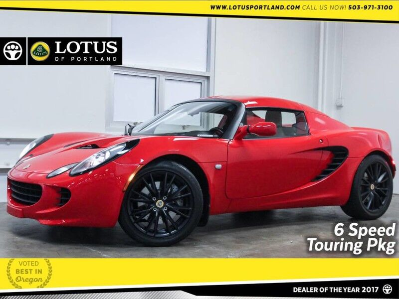 2005 Lotus Elise Touring Package 1-Owner Local Car Portland OR
