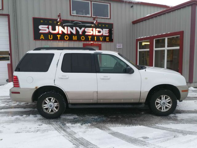 2005 MERCURY MOUNTAINEER  Idaho Falls ID