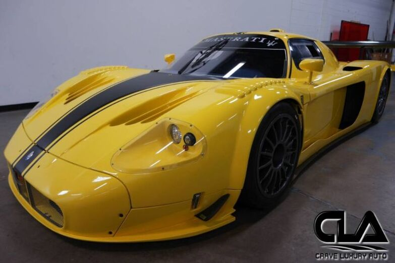 2005 Maserati MC12 Corsa  The Woodlands TX