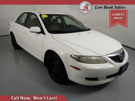 2005_Mazda_MAZDA6_i_ Salt Lake City UT