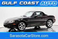 2005_Mazda_MX-5 Miata_LS Convertible! ONLY 68K MILES! LOW! LEATHER! CARFAX! CLEAN! TAKE A LOOK!_ Sarasota FL