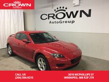 2005_Mazda_RX-8_GS /LOW KM/LEATHER/_ Winnipeg MB