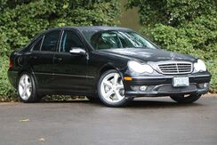 2005_Mercedes-Benz_C-Class_1.8L_ Salem OR