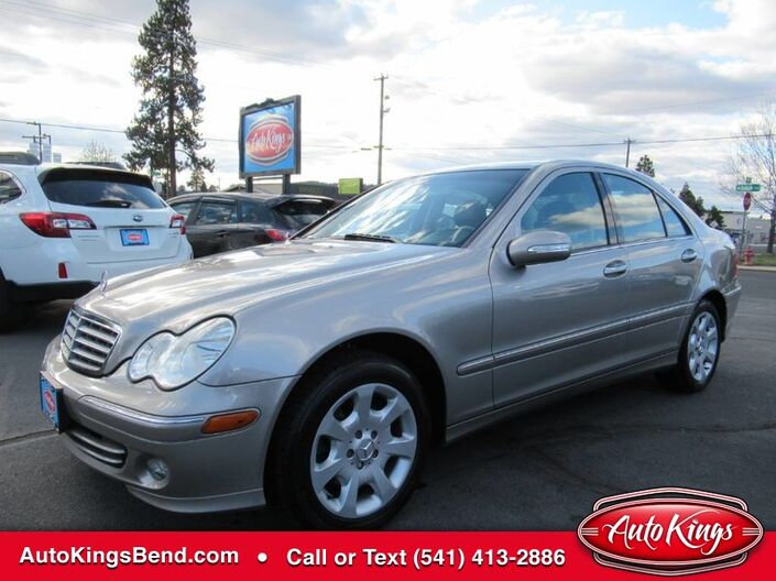 2005 Mercedes-Benz C-Class 2.6L Bend OR