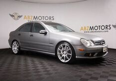 2005_Mercedes-Benz_C-Class_5.5L AMG Heated Seats,Leather,Sunroof,Wrapped_ Houston TX