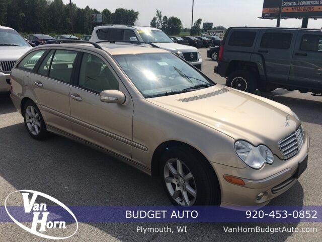 2005 Mercedes-Benz C-Class C 240 Plymouth WI