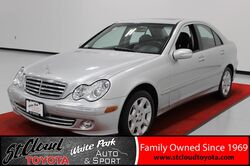 2005_Mercedes-Benz_C-Class_C 240_ St. Cloud MN