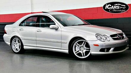 2005_Mercedes-Benz_C55_AMG 4dr Sedan_ Chicago IL