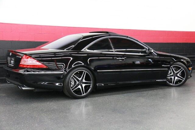 2005 Mercedes-Benz CL55 AMG 2dr Coupe Chicago IL