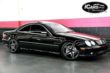 2005 Mercedes-Benz CL55 AMG 2dr Coupe