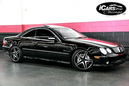 2005_Mercedes-Benz_CL55 AMG_2dr Coupe_ Chicago IL