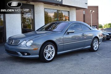 2005_Mercedes-Benz_CL55_AMG_ Conshohocken PA