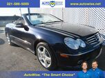 2005 Mercedes-Benz CLK-500 AMG ROADSTER 5.0L