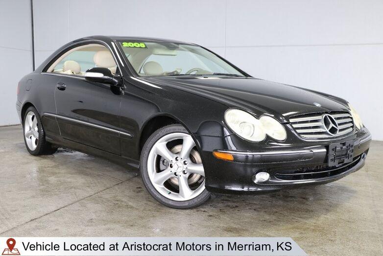2005 Mercedes-Benz CLK CLK 320 Merriam KS