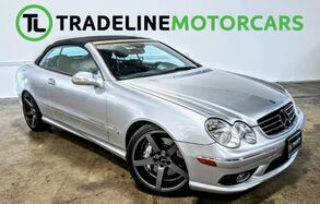 2005_Mercedes-Benz_CLK-Class_AMG LEATHER, BLUETOOTH, CRUISE CONTROL AND MUCH MORE!!!_ CARROLLTON TX
