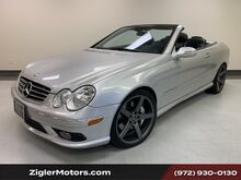 2005_Mercedes-Benz_CLK55_V8 AMG Cabriolet low miles recently serviced_ Addison TX