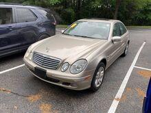 2005_Mercedes-Benz_E-Class_3.2L_ Raleigh NC