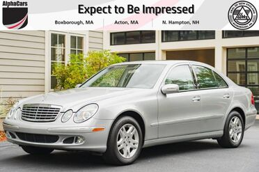 2005_Mercedes-Benz_E320_4Matic_ Boxborough MA