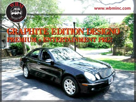 2005_Mercedes-Benz_E320_Sedan_ Arlington VA