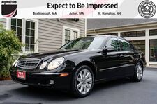 2005 Mercedes-Benz E500 4Matic Luxury Sedan