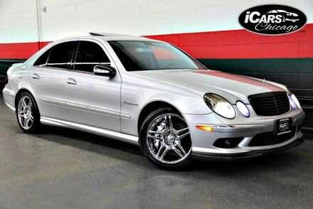 2005_Mercedes-Benz_E55 AMG_4dr Sedan_ Chicago IL