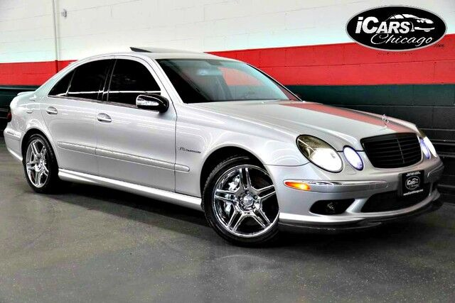 2005 Mercedes-Benz E55 AMG 4dr Sedan Chicago IL