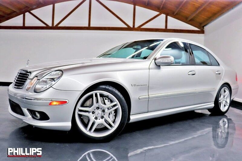 2005 Mercedes-Benz E55 AMG Newport Beach CA