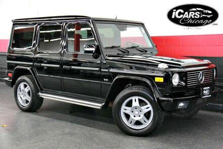 2005_Mercedes-Benz_G500_4dr Suv_ Chicago IL