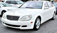 2005 Mercedes-Benz S-Class 4.3L - w/ LEATHER SEATS & SUNROOF