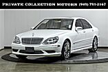 2005 Mercedes-Benz S-Class S600 5.5L Two Owner Rare Find Costa Mesa CA