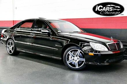 2005_Mercedes-Benz_S55 AMG_4dr Sedan_ Chicago IL