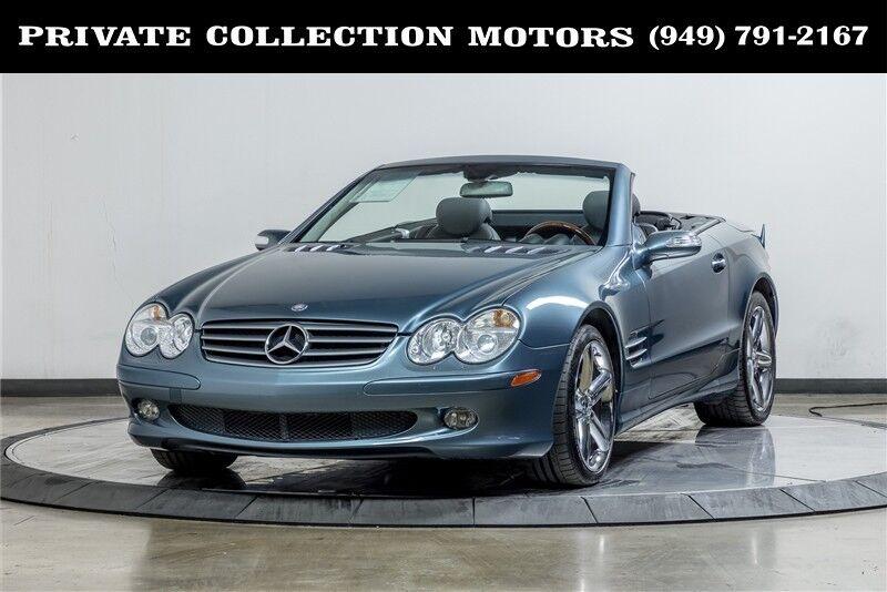 2005_Mercedes-Benz_SL-Class_5.0L_ Costa Mesa CA