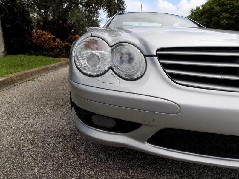 2005 Mercedes-Benz SL-Class SL 500 Hollywood FL