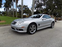 2005_Mercedes-Benz_SL-Class_SL 500_ Hollywood FL