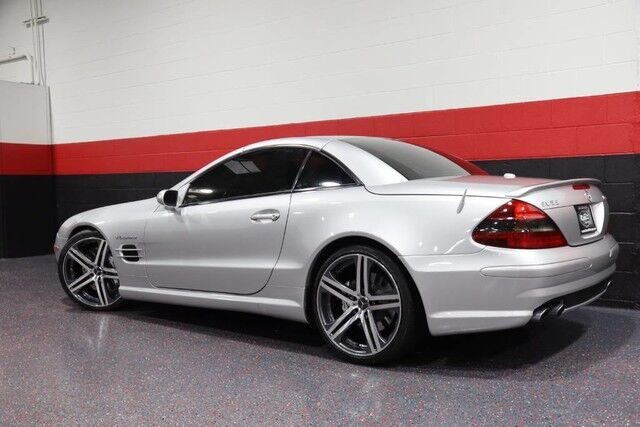 2005 Mercedes-Benz SL55 AMG 2dr Convertible Chicago IL