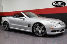 2005 Mercedes-Benz SL55 AMG 2dr Convertible