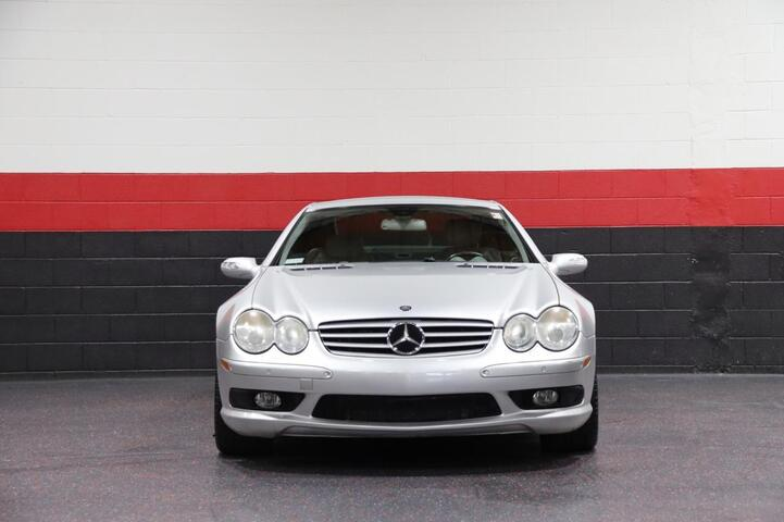 2005 Mercedes-Benz SL55 AMG 2dr Convertible Chicago IL
