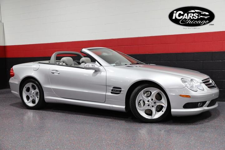 2005 Mercedes-Benz SL600 AMG Sport V12 2dr Convertible Chicago IL
