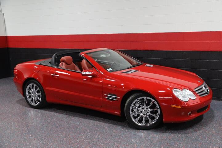 2005 Mercedes-Benz SL600 V12 2dr Convertible Chicago IL