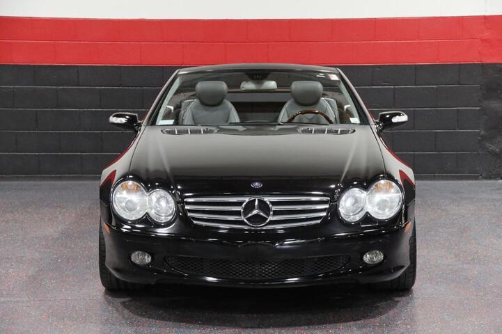 2005 Mercedes-Benz SL600 V12 2dr Convertible Chicago IL
